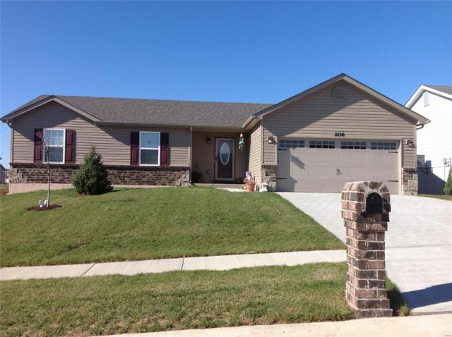 0 Lake Tucci Manor, Wright City, MO 63390 (#18094935) :: RE/MAX Professional Realty