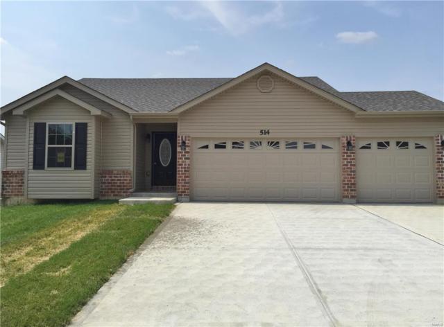 0 Lake Tucci Manor, Wright City, MO 63390 (#18094936) :: Clarity Street Realty