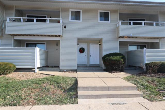 517 Summer Winds Lane, Saint Peters, MO 63376 (#18094960) :: Holden Realty Group - RE/MAX Preferred
