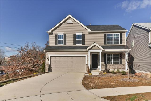 8709 Garden Rock Drive, St Louis, MO 63123 (#18094963) :: Holden Realty Group - RE/MAX Preferred