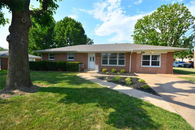 201 Elizabeth Drive, Belleville, IL 62226 (#18095250) :: St. Louis Finest Homes Realty Group