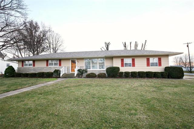 210 W Fourth Street, ST PETER, IL 62880 (#18095289) :: PalmerHouse Properties LLC