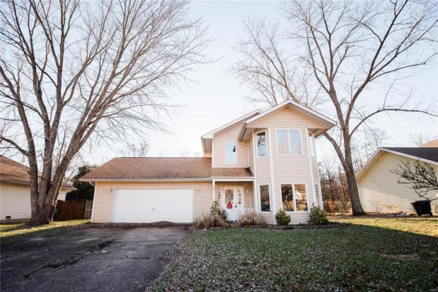 1202 Winchester Drive, Rolla, MO 65401 (#18095306) :: Holden Realty Group - RE/MAX Preferred