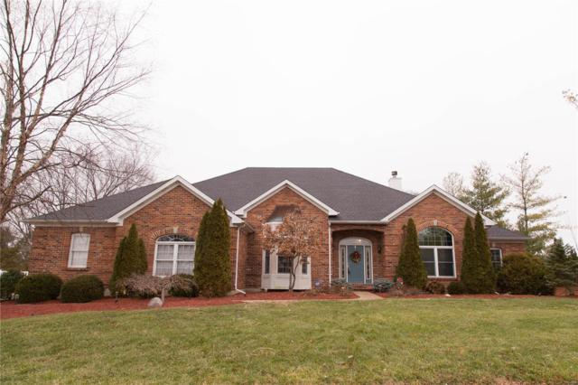 13503 Rosestone Place, St Louis, MO 63128 (#18095322) :: Walker Real Estate Team