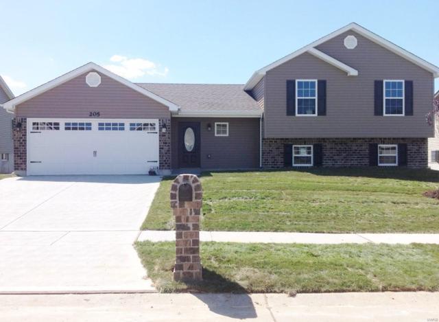 0 Huntleigh Ridge, Wentzville, MO 63348 (#18095355) :: Walker Real Estate Team