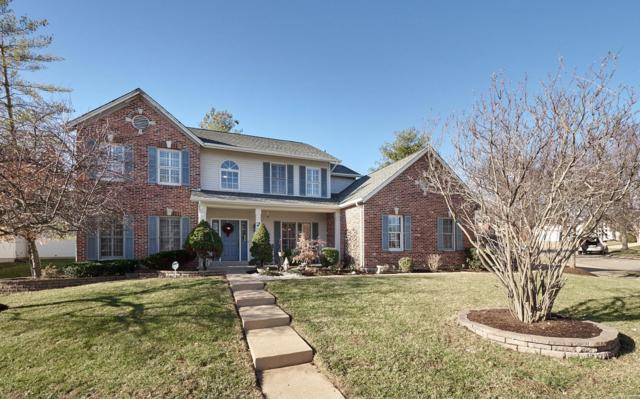 2117 Terrimill Terr, Chesterfield, MO 63017 (#18095369) :: St. Louis Finest Homes Realty Group