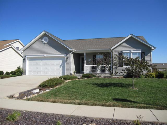 824 Moorland Circle, Mascoutah, IL 62258 (#18095385) :: RE/MAX Professional Realty