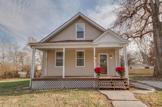 407 N Giddings Avenue, Jerseyville, IL 62052 (#18095441) :: Fusion Realty, LLC