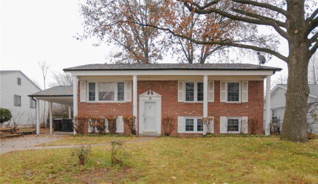 9 Flamingo Drive, Saint Peters, MO 63376 (#18095548) :: Walker Real Estate Team