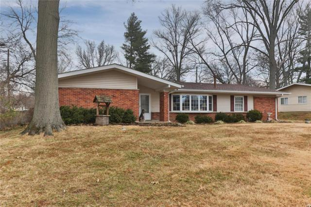 12505 Merrick Drive, St Louis, MO 63146 (#18095782) :: St. Louis Finest Homes Realty Group