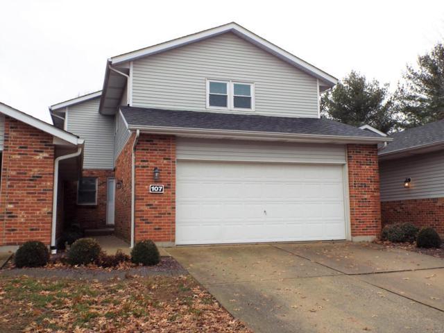 107 Treeridge Drive, Columbia, IL 62236 (#18096214) :: Fusion Realty, LLC