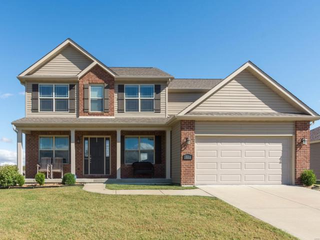 322 Berwick Crossing, Shiloh, IL 62221 (#18096398) :: Fusion Realty, LLC