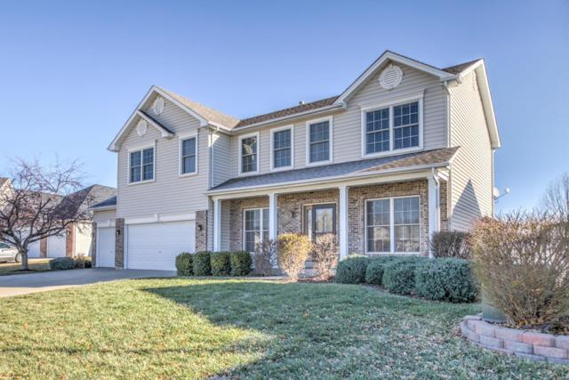 23 Fishers Hill Drive, Saint Peters, MO 63376 (#18096494) :: Walker Real Estate Team