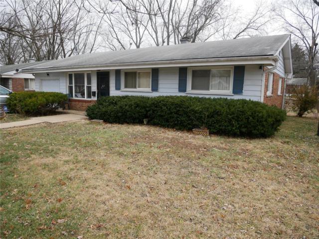 840 Lebon Drive, St Louis, MO 63137 (#19000090) :: Walker Real Estate Team
