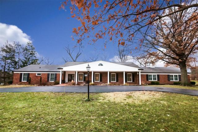 9886 Waterbury Drive, Ladue, MO 63124 (#19000305) :: Kelly Hager Group | TdD Premier Real Estate