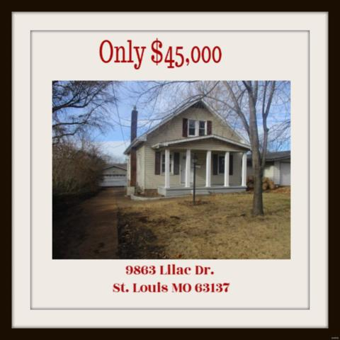 9863 Lilac Drive, Riverview, MO 63137 (#19000352) :: Walker Real Estate Team