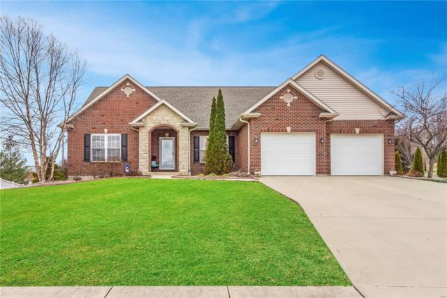 129 Juliana Court, Columbia, IL 62236 (#19000383) :: The Kathy Helbig Group