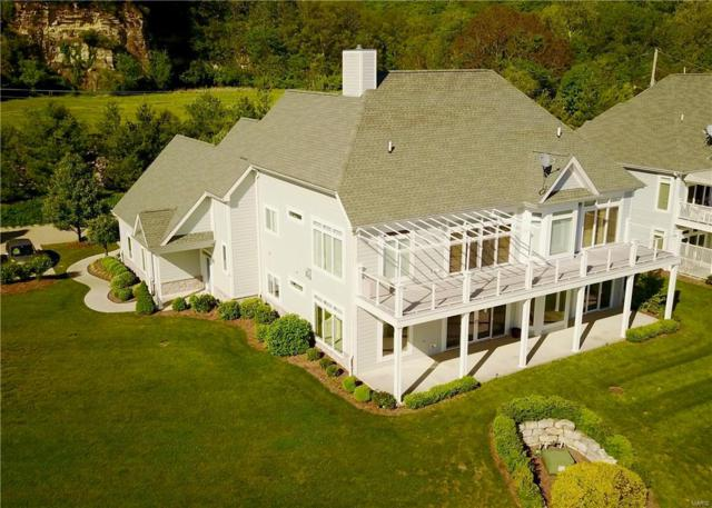 808 Wind Rivers Drive B, Grafton, IL 62037 (#19000773) :: Matt Smith Real Estate Group