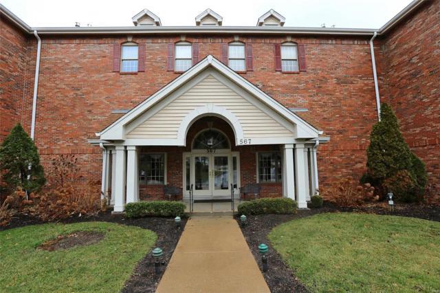 567 Sarah Lane #202, St Louis, MO 63141 (#19000794) :: Walker Real Estate Team