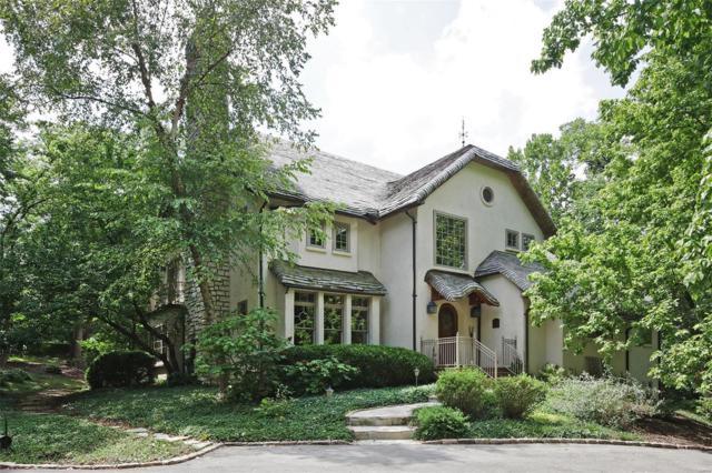 9757 Old Warson Road, Ladue, MO 63124 (#19001097) :: Kelly Hager Group | TdD Premier Real Estate
