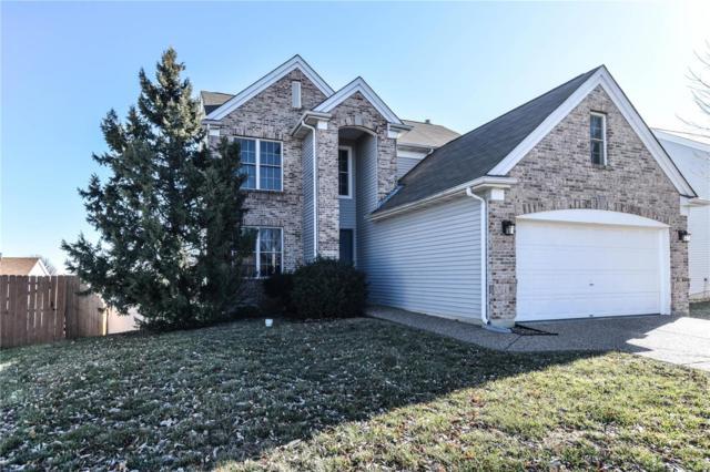 4048 Jessica Drive, Wentzville, MO 63385 (#19001148) :: Walker Real Estate Team