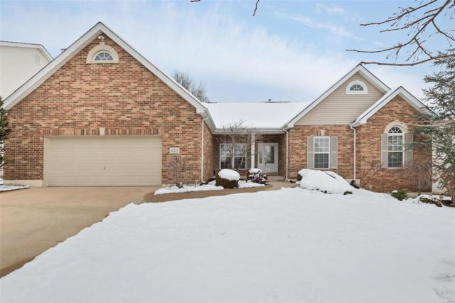 425 Scenic, Saint Peters, MO 63376 (#19001317) :: The Kathy Helbig Group