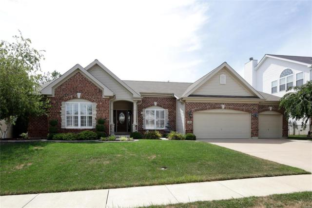 25 Clear Meadows Court, O'Fallon, MO 63366 (#19001420) :: Kelly Hager Group | TdD Premier Real Estate
