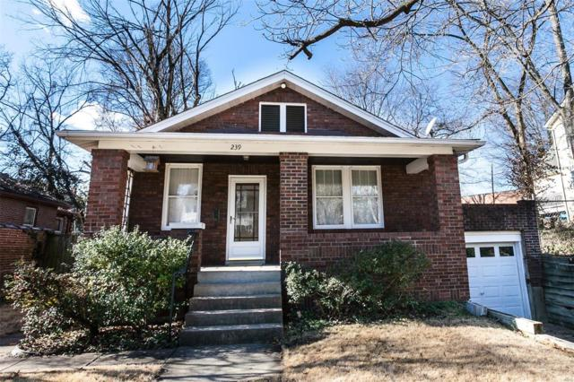 239 College Avenue, Webster Groves, MO 63119 (#19001462) :: Clarity Street Realty