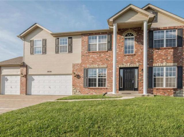 2036 Dardenne Valley Drive, Dardenne Prairie, MO 63368 (#19001857) :: The Kathy Helbig Group