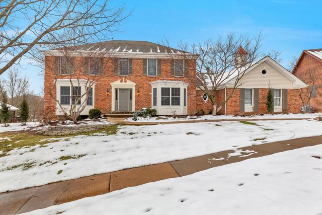215 Hibler Oaks Drive, St Louis, MO 63141 (#19002014) :: Clarity Street Realty