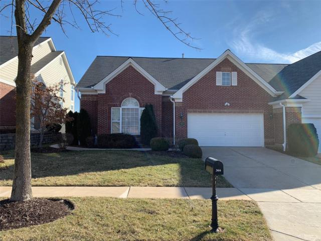 366 Shetland Valley Court, Chesterfield, MO 63005 (#19002018) :: Clarity Street Realty