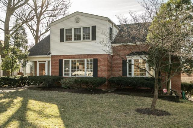 8542 Colonial Lane, Ladue, MO 63124 (#19002145) :: Kelly Hager Group | TdD Premier Real Estate