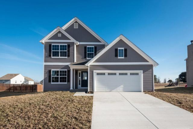 2019 Woodsong Way, Belleville, IL 62220 (#19002298) :: RE/MAX Professional Realty