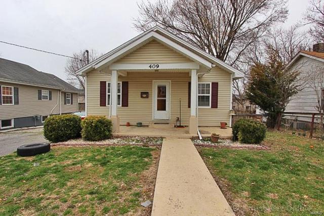 409 Albert Street, Cape Girardeau, MO 63703 (#19002561) :: Kelly Hager Group | TdD Premier Real Estate
