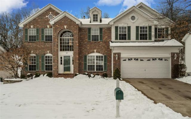 957 Kiefer Trails Drive, Ballwin, MO 63021 (#19002609) :: PalmerHouse Properties LLC