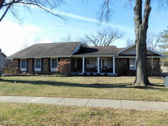 441 Londondary Drive, Ballwin, MO 63011 (#19002679) :: PalmerHouse Properties LLC