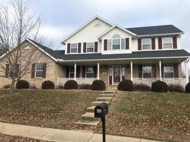 108 Hodgens Mill Lane, O'Fallon, IL 62269 (#19002690) :: Fusion Realty, LLC