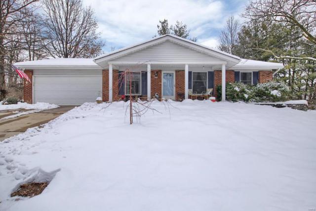 509 Stoddards Mill, Ballwin, MO 63011 (#19002796) :: PalmerHouse Properties LLC