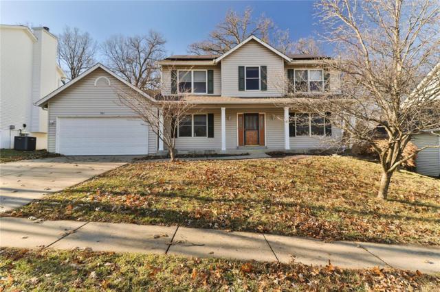 961 Chestnut Oak Drive, Saint Charles, MO 63303 (#19002801) :: PalmerHouse Properties LLC
