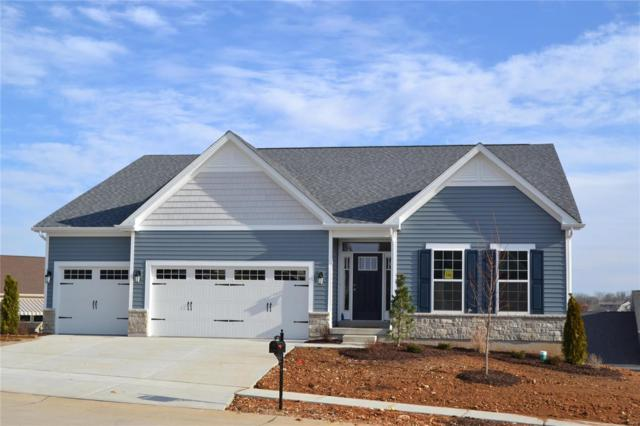 23 Wilmer Valley Court, Wentzville, MO 63385 (#19002871) :: Kelly Hager Group   TdD Premier Real Estate