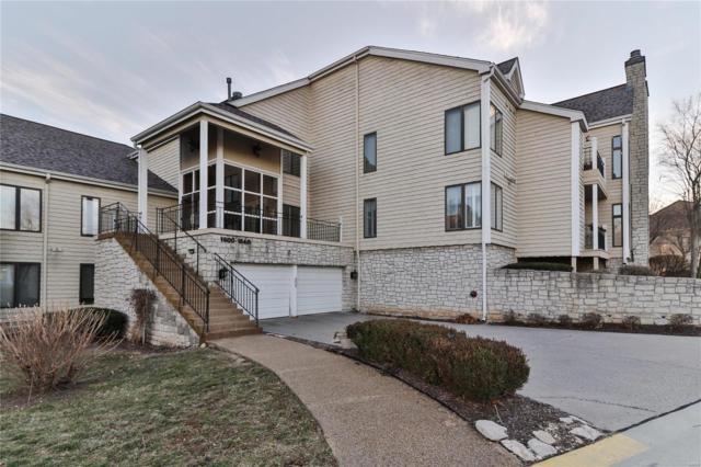 1622 Lake Knoll Drive 1H, Lake St Louis, MO 63367 (#19002875) :: Barrett Realty Group