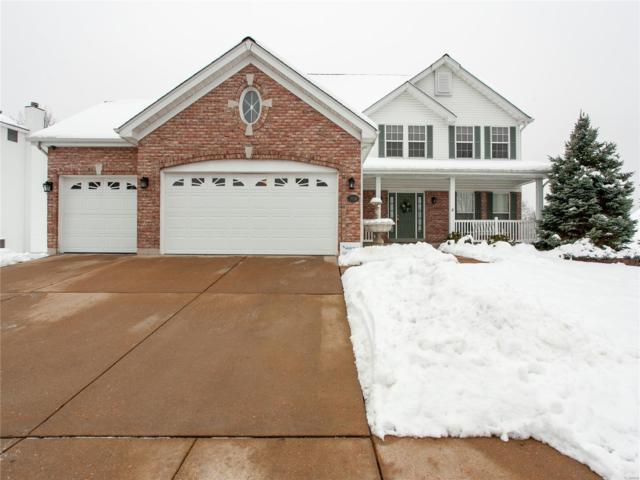 754 Castle Pines Drive, Ballwin, MO 63021 (#19002980) :: PalmerHouse Properties LLC