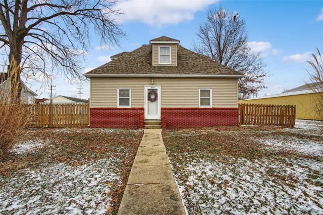314 E Carson Street, Worden, IL 62097 (#19003013) :: Fusion Realty, LLC