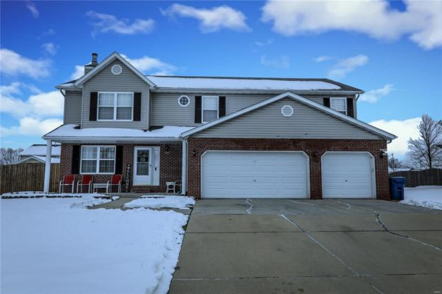 1419 Dale Drive, Troy, IL 62294 (#19003022) :: Fusion Realty, LLC