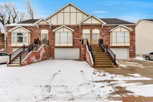 9 Cabanne Townhome Drive, St Louis, MO 63112 (#19003099) :: Clarity Street Realty
