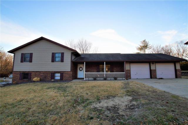951 Weathervane, Troy, IL 62294 (#19003529) :: Fusion Realty, LLC