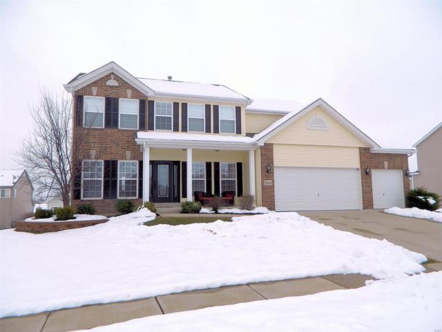 6016 Blake Thomas Drive, Wentzville, MO 63385 (#19003578) :: PalmerHouse Properties LLC