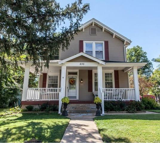 230 Simmons Avenue, Webster Groves, MO 63119 (#19003617) :: Clarity Street Realty