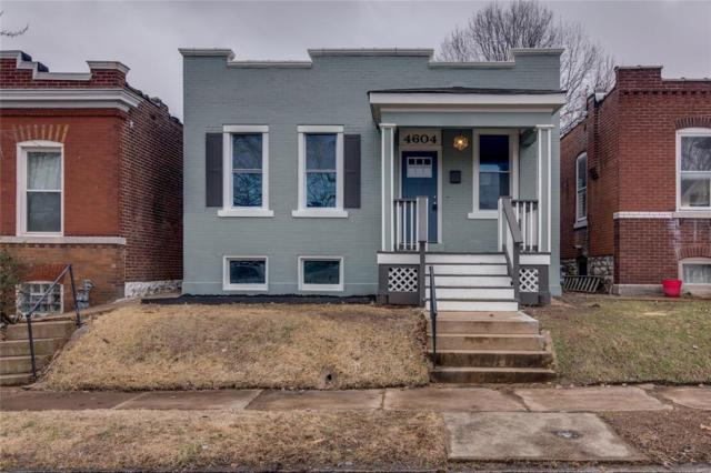 4604 Tyrolean Avenue, St Louis, MO 63116 (#19003721) :: Clarity Street Realty