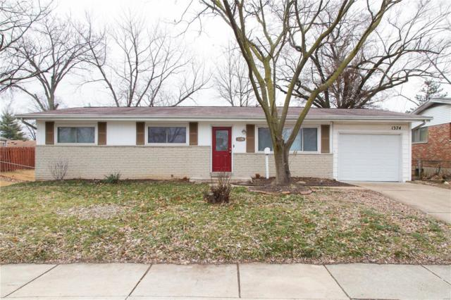 1374 N New Florissant, Florissant, MO 63033 (#19003869) :: Clarity Street Realty